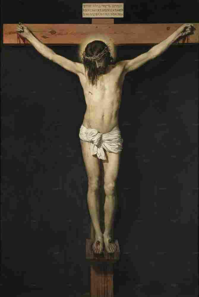 Crucified Christ (Velázquez)
