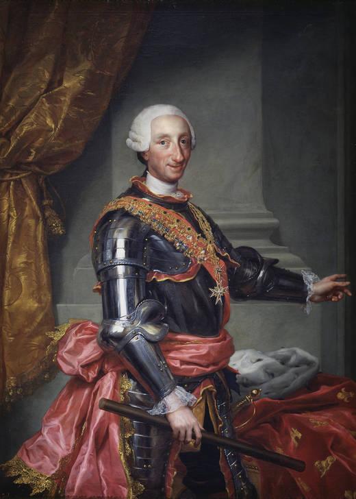 Карлос III (Менгс)