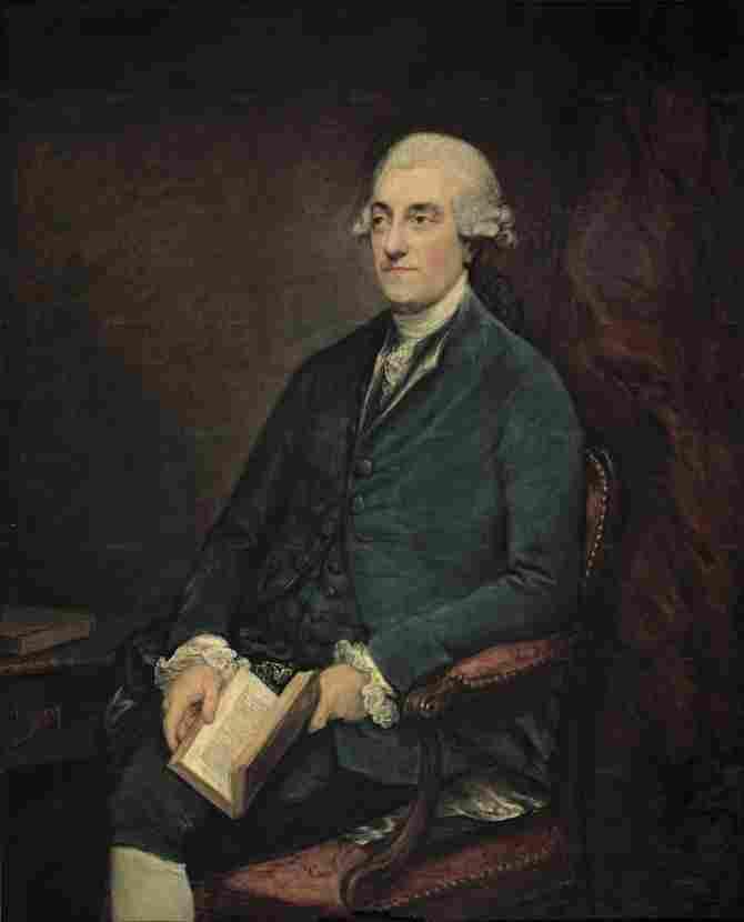 Isaac Henrique Sequeira (Gainsborough, Thomas)