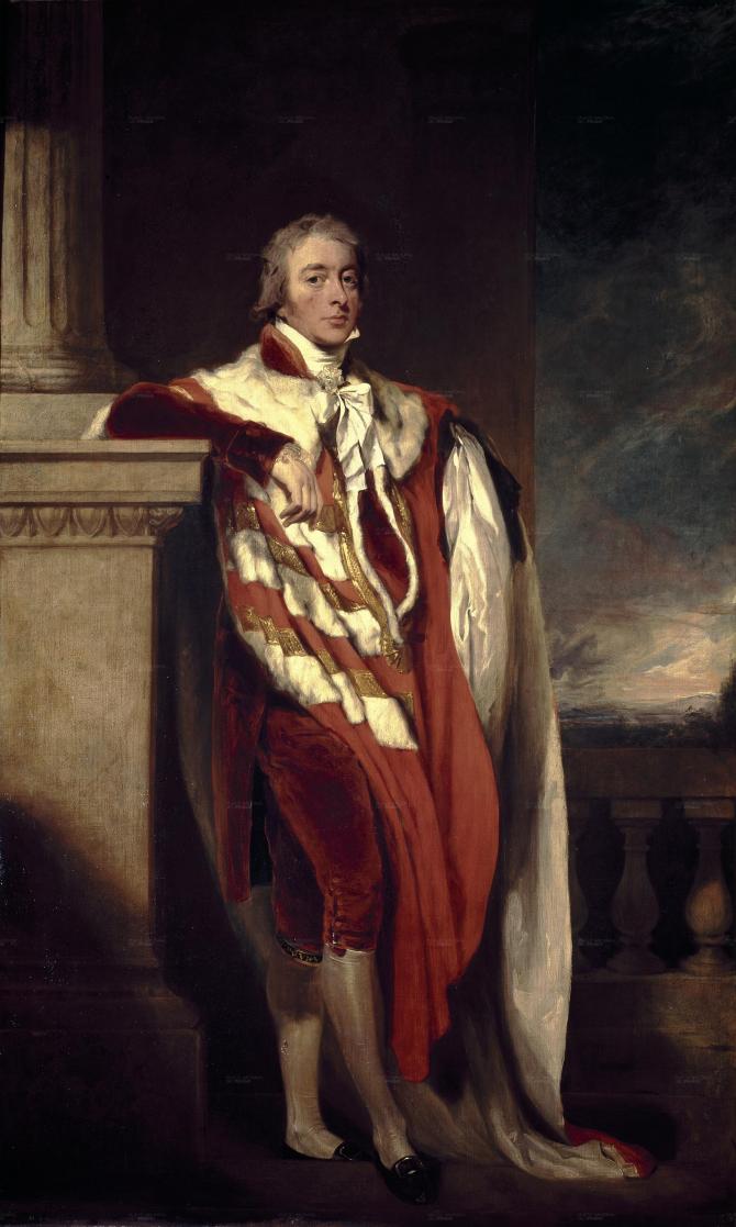 John Fane, X Earl of Westmoreland (Lawrencen, Thomas)