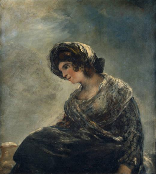 La Lechera de Bordeaux (Goya)