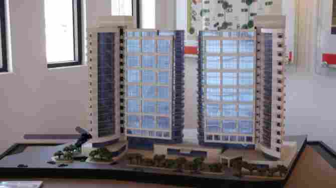 Los Proceres-Tegusigalpa Honduras Corporate Center 2torres 25floors each