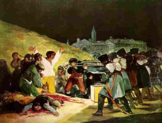 May 3 (Goya)