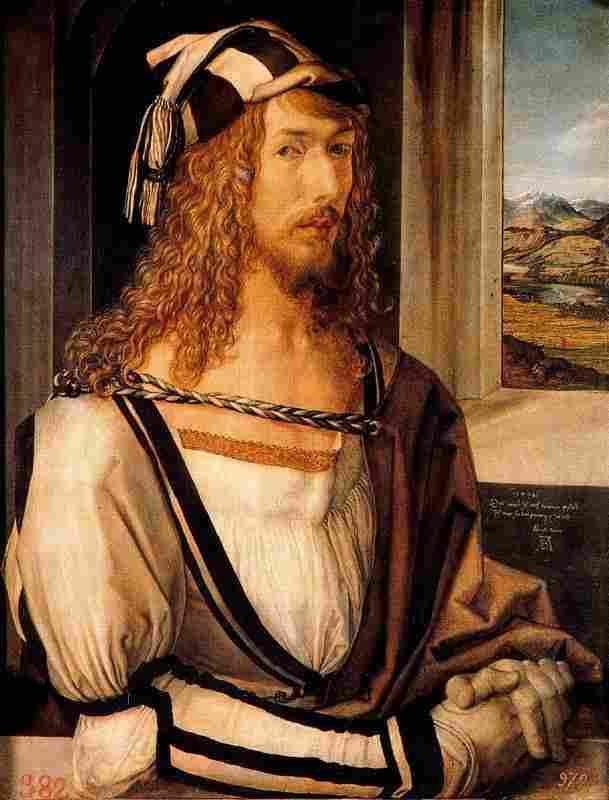Self Portrait (Dürer)