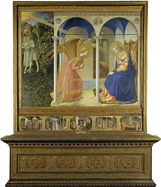 The Annunciation (Fra Angelico)