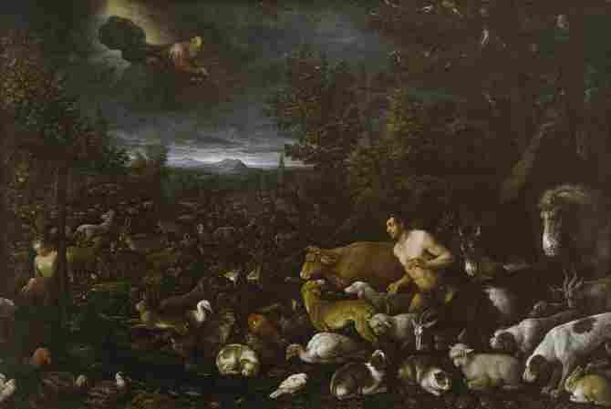 The counterclaim to Adam (Bassano)