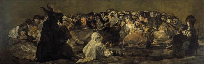 The coven (Goya)
