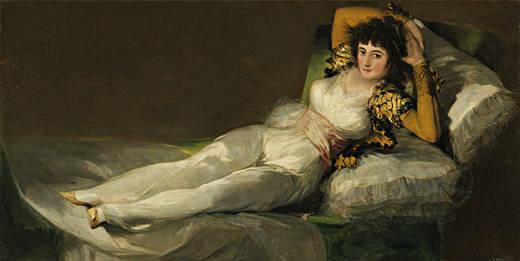 The dressed pestle (Goya)