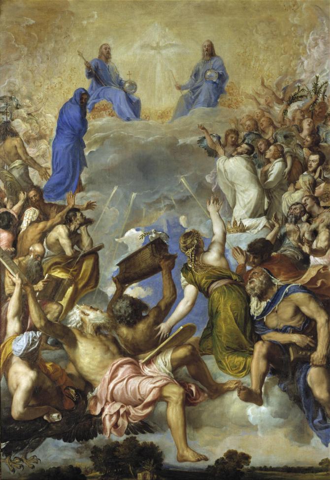 The Glory (Titian)