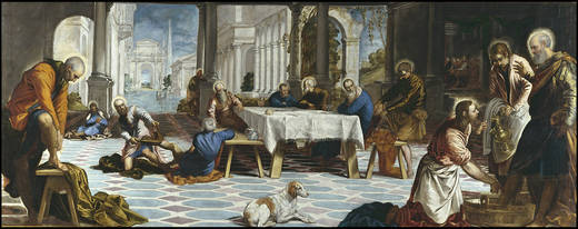 The Lavatory (Tintoretto)
