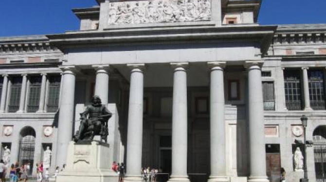 The most famous works of art of the Prado Museum