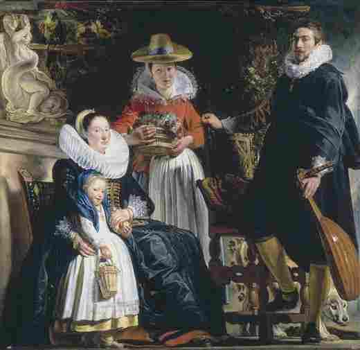 The painter's family (Jordaens)