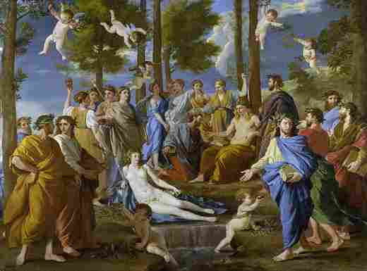 The Parnassus (Poussin)