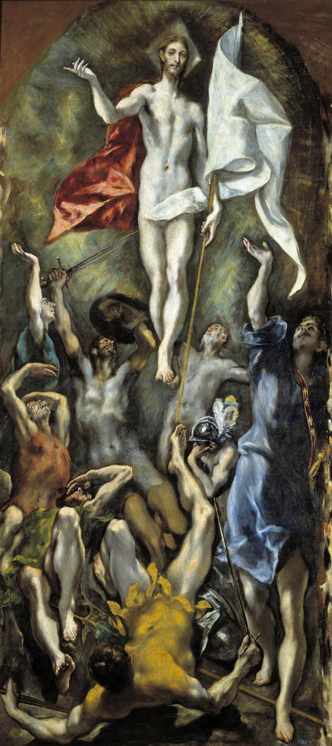 The Resurrection (El Greco)