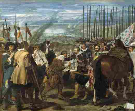 The Spears (Velázquez)