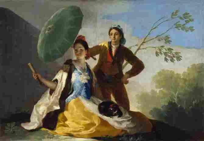 The sunshade (Goya)