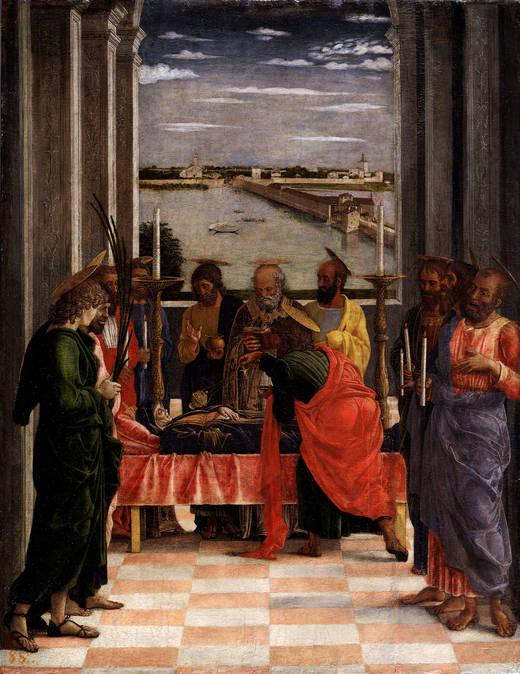 The Transit of the Virgin (Mantegna)