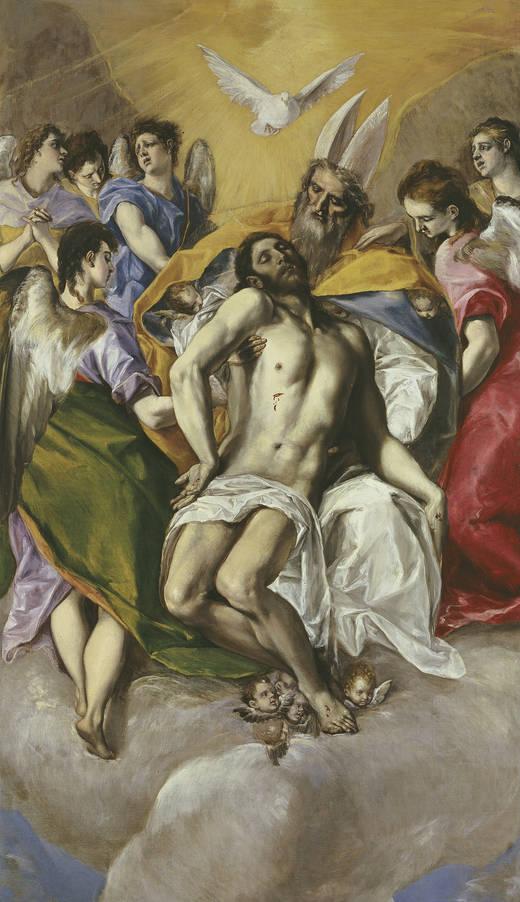 The Trinity (El Greco)