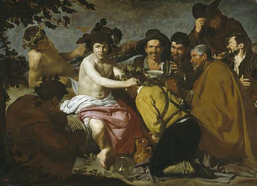 The Triumph of Bacchus (Velázquez)