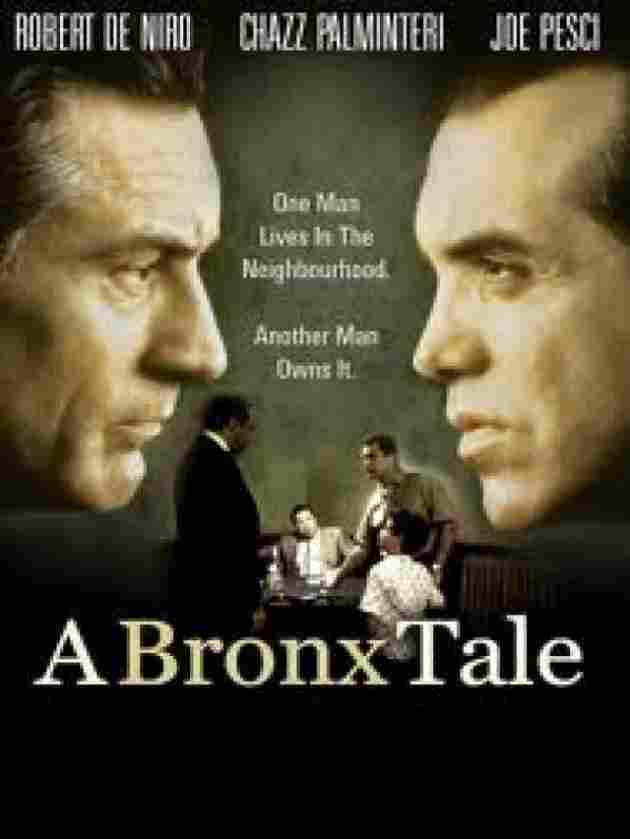 a bronx tale (una historia del bronx)