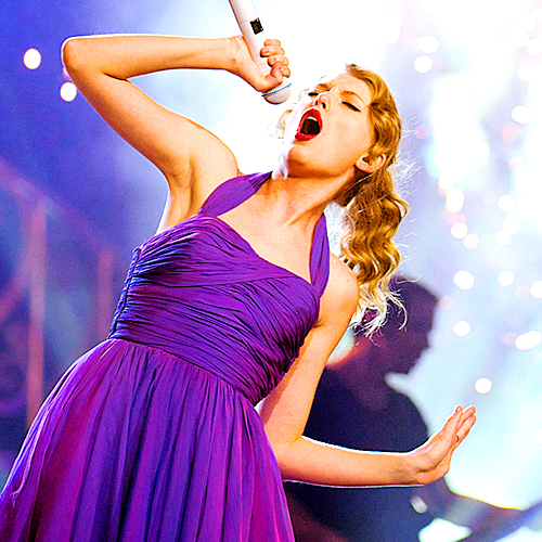 All 22 singles have been certified, by Gold, Platinum and up to 3x Platinum, as You belong with me and Love Story.