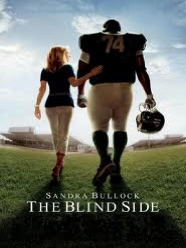 die blinde Seite (ein möglicher Traum)