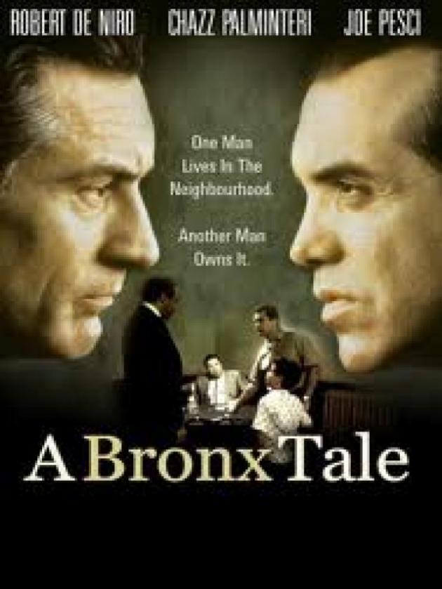 eine Bronxgeschichte (eine Geschichte der Bronx)
