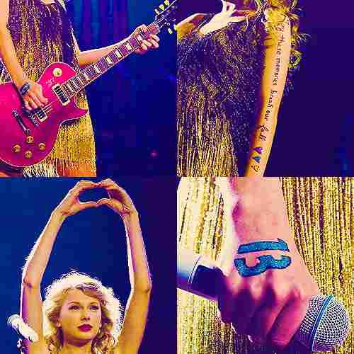 His first album, Taylor Swift, until August 2010 had sold more than 7,000,000 copies