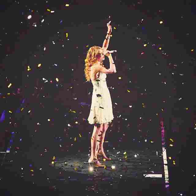 On his tour, Fearless got a performance full of almost 71,000 fans at the Houston Rodeo.