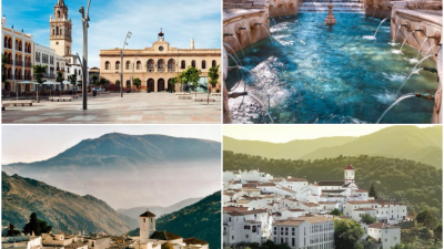 As cidades mais bonitas da Andaluzia