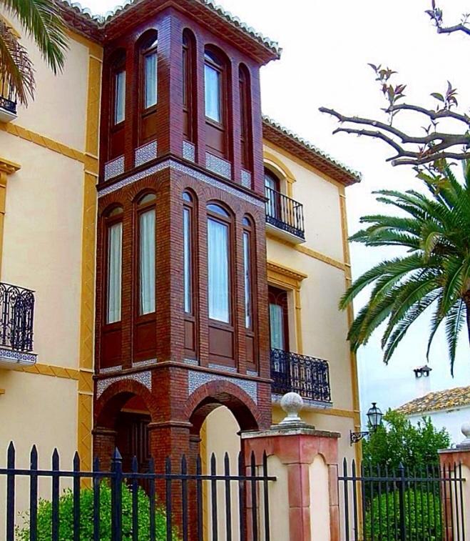 Stone Fountain (Málaga)