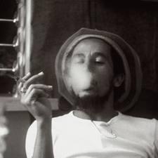 BOB MARLEY (1945 -1981) CANCER
