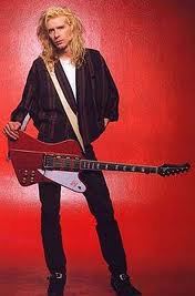STEVE CLARK, DEF LEPPARD (1960-1991) DRUGS AND ALCOHOL