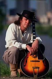 STEVIE RAY VAUGHAN (1954-1990) HELICOPTER ACCIDENT