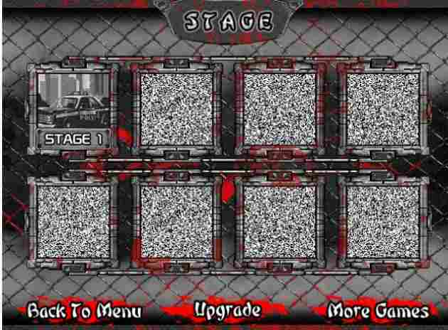 2 Player Zombie Game