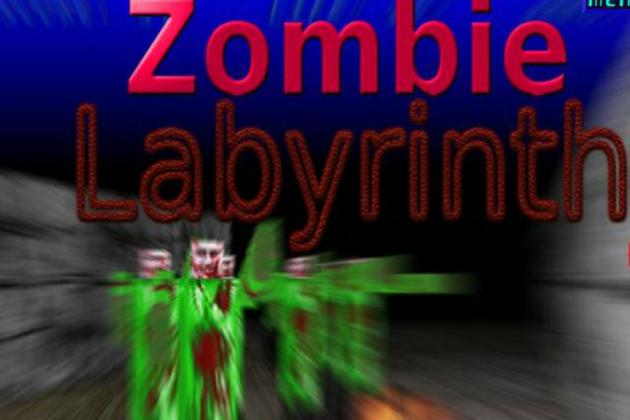Лабиринт и зомби