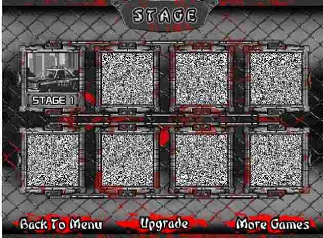 Juego de Zombies de 2 Jugadores