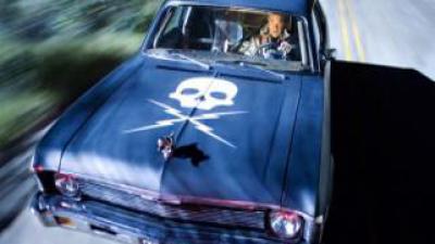 Kendaraan paling menakutkan di bioskop