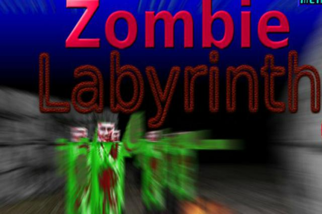 Labyrinth and Zombies