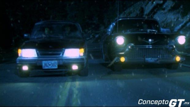 O cadillac preto (Cadillac preto)