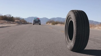 Robert o pneu (borracha)