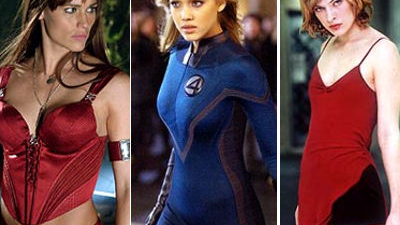 The most famous movie heroines