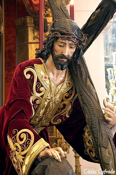 Fallen Jesus