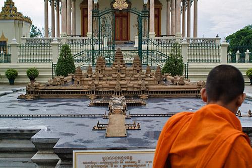 Angkor Wat of Phnom Penh - Cambodia