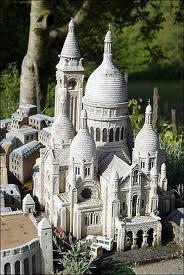Basilica of the Sacre Coeur -Paris