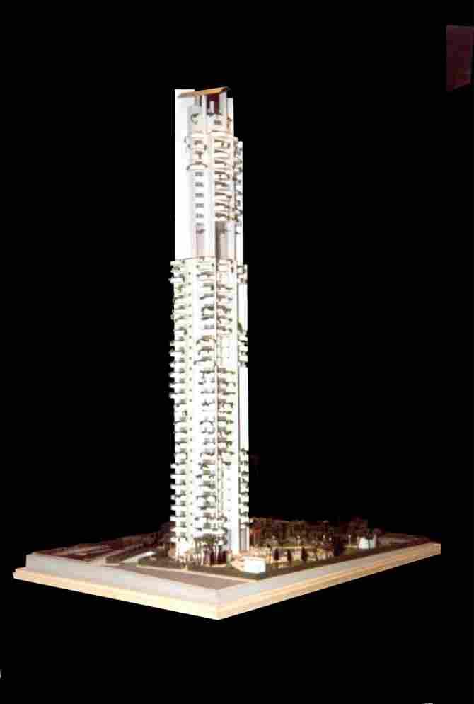 Benidorm Negurigane Building
