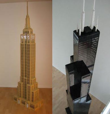 Empire State Building / Sears Tower