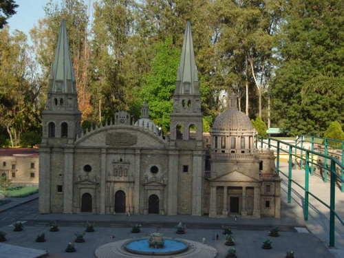 Guadalajara Cathedral in Mexico