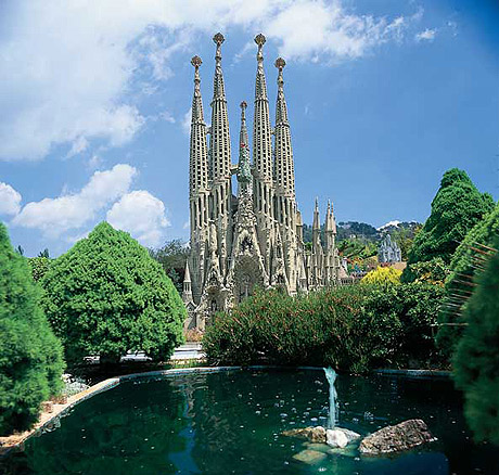 Holy Family of Barcelona