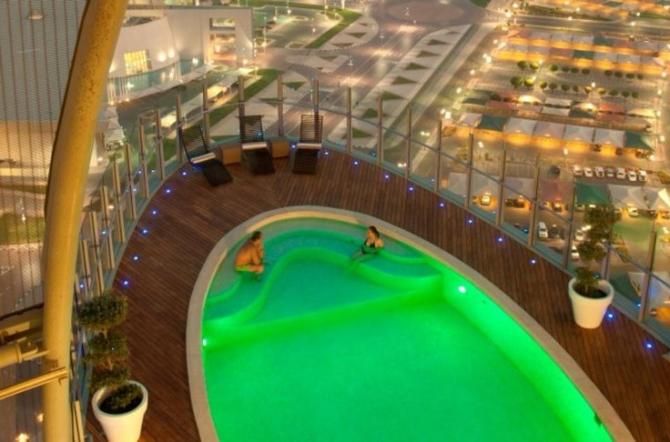 Le flambeau (Doha)